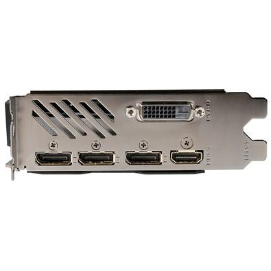 Placa de Vídeo VGA Gigabyte NVIDIA GeForce GTX 1060 G1 Gaming 6GB, GDDR5, 192 Bits - GV-N1060G1 GAMING-6GD (Rev 2.0)