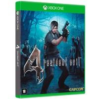 Game Resident Evil 4 Xbox One