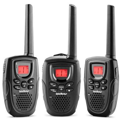 Rádio Comunicador intelbras Interfonia e Monitoramento RC 5003