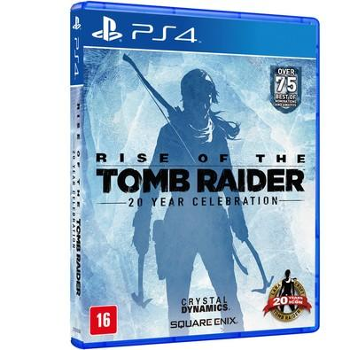 Game Rise of the Tomb Raider PS4