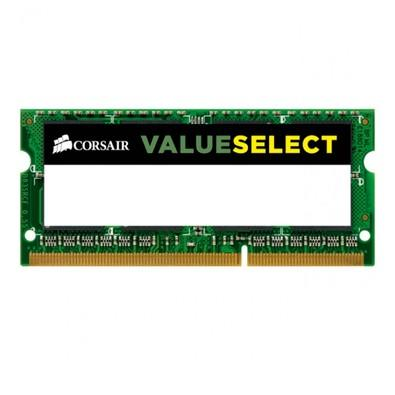 Memória Corsair Value 4GB 1333Mhz DDR3L p/ Notebook CL9 - CMSO4GX3M1C1333C9