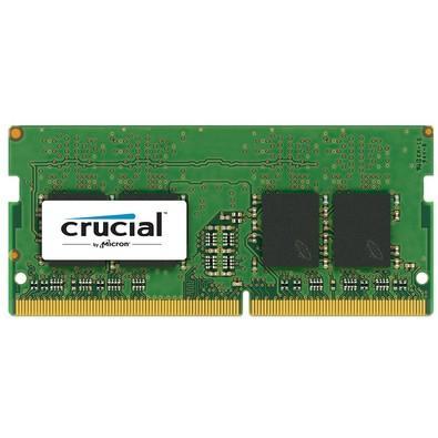 Memória Crucial 4GB 2400Mhz para Notebook DDR4 CL17 - CT4G4SFS824A