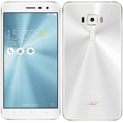Smartphone Asus Zenfone 3, 64GB, 16MP, Tela 5.5´, Branco - ZE552KL-1B038BR