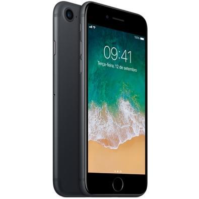 iPhone 7 Preto Matte, 32GB - MN8X2