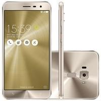 Smartphone Asus Zenfone 3 ZE520KL-1G092BR Octa Core, Android 6, Tela 5.2´, 16GB, 16MP, 4G, Dual Chip Desbloqueado - Dourado