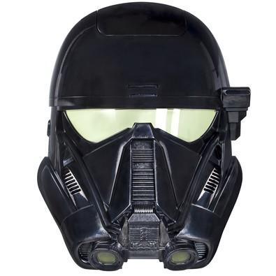 Máscara Eletrônica Imperial Death Trooper Hasbro - B7094