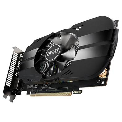 Placa de Vídeo Asus NVIDIA GeForce GTX 1050 Ti Phoenix 4GB, GDDR5 - PH-GTX1050TI-4G