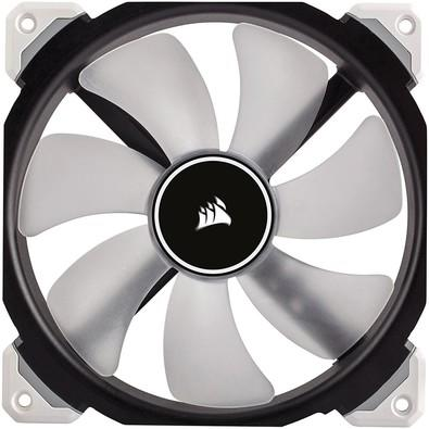 Cooler FAN Corsair ML140 PRO 140MM LED Branco CO-9050046