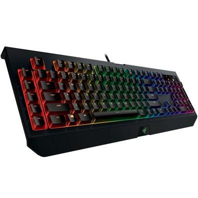 Teclado Mecânico Gamer Razer Blackwidow V2 Chroma, Switch Razer Green, US - RZ03-02030200-R3U1