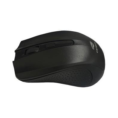 Mouse C3 Tech Sem Fio USB Preto - M-W20BK