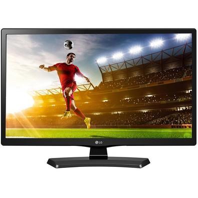 TV LED 19.5´ LG, Conversor Digital, HDMI, USB - 20MT49DF-PS