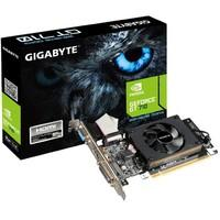 Placa de Vídeo Gigabyte NVIDIA GeForce GT 710 2G, DDR3 - GV-N710D3-2GL (Rev. 2.0)