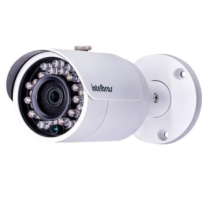 Câmera Bullet Intelbras IP 3,6mm 3MP VIP S3330 G2 IR 30M POE 4564009 / 4564170