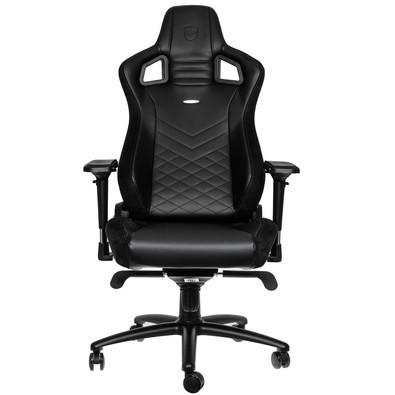 Cadeira Gamer Noblechairs EPIC, Black - NBL-PU-BLA-002