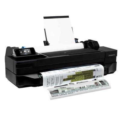 Plotter HP Designjet Color, Wi-Fi, Bivolt - T120