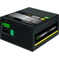 Fonte Gamemax 600W 80 Plus Bronze Semi-Modular - GM600