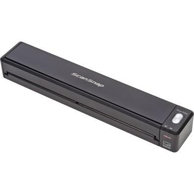Scanner Portatil Fujitsu A4 Color 600 dpi - Wi-Fi -  iX100