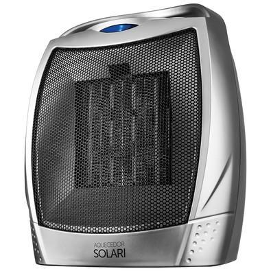 Aquecedor Cerâmica Cadence Solari, 3 Níveis, 1500W, 110V - AQC400