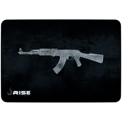 Mousepad Gamer Rise Mode AK47, Speed, Médio (290x210mm) - RG-MP-04-AK