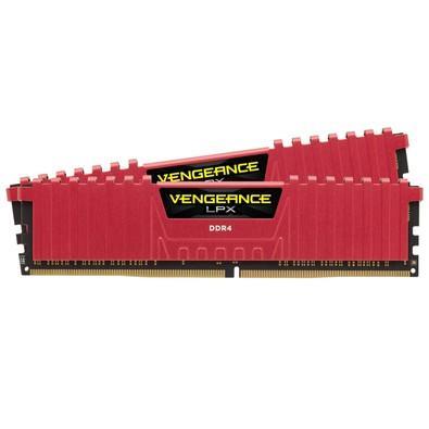 Memória Ram Vengeance 16gb Kit(2x8gb) Ddr4 2400mhz Cmk16gx4m2a2400c16r Corsair