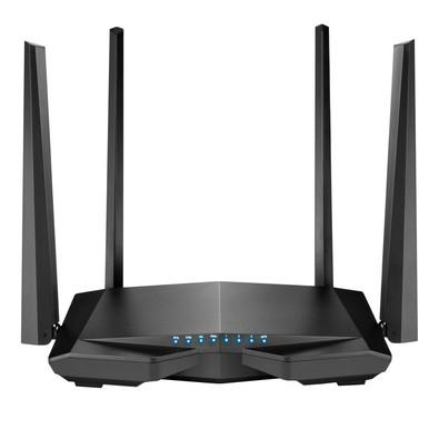 Roteador Multilaser 1200AC Dual Band 4 Antenas QOS Preto - RE184
