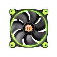 Cooler FAN Thermaltake Riing 12 Radiator Fan Led Green 1500RPM - CL-F038-PL12GR-A