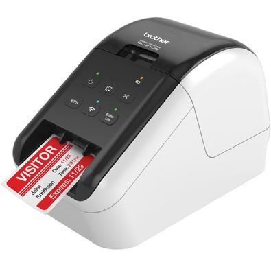 Impressora Térmica de Etiquetas Brother QL-810W