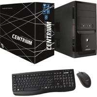 Computador Centrium Thintop, Intel Pentium G4560, 4GB, 500GB, Windows 10 Home - 35371-6