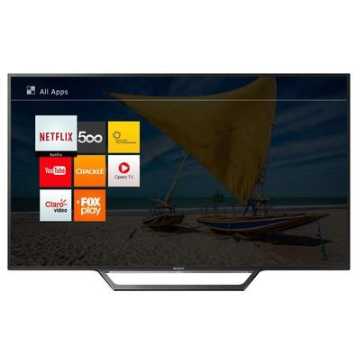 Smart TV LED 40´ Full HD Sony, Conversor Digital, 2 HDMI, 2 USB, Wi-Fi - KDL-40W655D