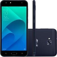 Smartphone Asus Zenfone 4 Selfie ZD553KL-5A090BR Octa Core, Android 7, Tela 5,5´, 64GB, 16MP, 4G, Dual Chip - Desbloq. -Preto