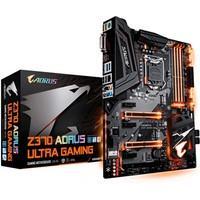 Placa-Mãe GIGABYTE p/ Intel LGA 1151 ATX Z370 AORUS ULTRA GAMING DDR4