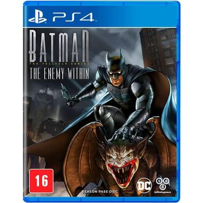 Game Batman The Enemy Within PS4