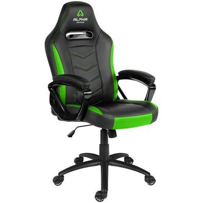 Cadeira Gamer Alpha Gamer Kappa, Black Green