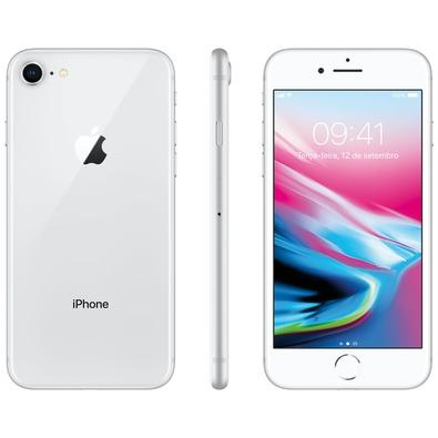 Iphone 8 Prateado, 256gb - Mq7d2