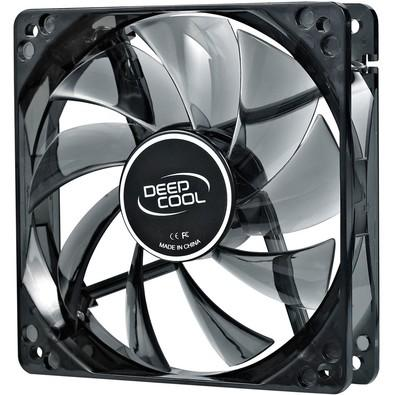 Cooler FAN Deepcool 12cm com LED Branco WIND BLADE 120 WHITE