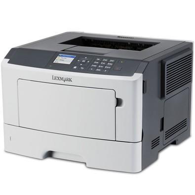Impressora Lexmark MS517DN, Laser, Mono, 110V - 35SC303