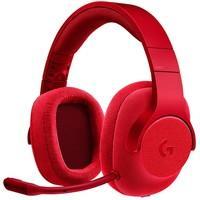 Headset Gamer Logitech G433 7.1 Surround Drivers Pro-G Vermelho