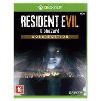 Game Resident Evil 7 Gold Edition Xbox One