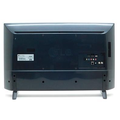 Smart TV LED 32´ LG, Conversor Digital, 2 HDMI, USB, Wi-Fi - 32LJ601C.AWZ
