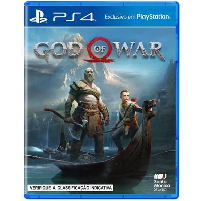 Game God Of War PS4
