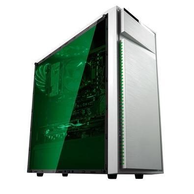 Gabinete Gamer Bluecase Branco sem fonte USB 3.0 BG-015