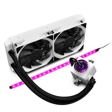 WaterCooler Deepcool Captain 240EX White RGB