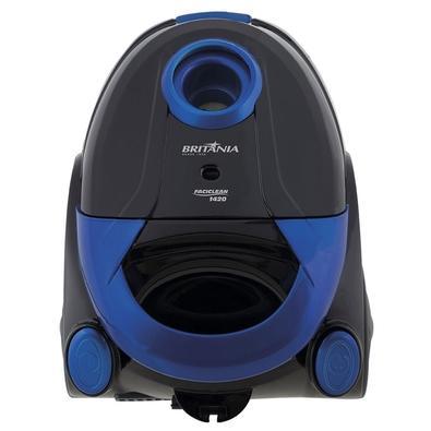 Aspirador de Pó Britânia Faciclean 1420 1200W Preto/Azul - 110V