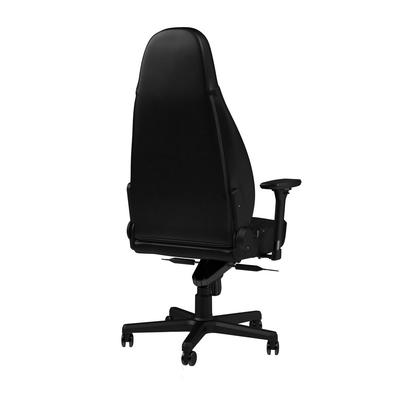 Cadeira Gamer Noblechairs ICON, Black Red - NBL-ICN-PU-BRD