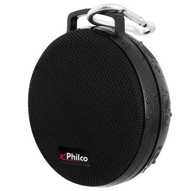 Caixa de Som Bluetooth Philco A Prova de respingos de água 5W Preto - PBS04BT