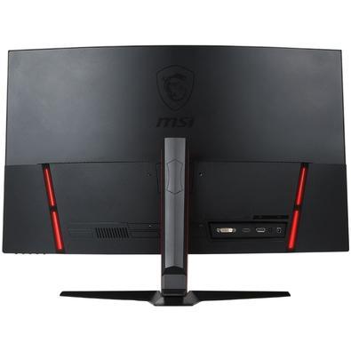 Monitor Gamer MSI Optix LED 31.5´ Widescreen Curvo, Full HD, HDMI/DVI/Display Port, FreeSync, 165Hz, 1ms - AG32C
