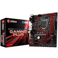 Placa-Mãe MSI B360M Gaming Plus, Intel LGA 1151, mATX, DDR4