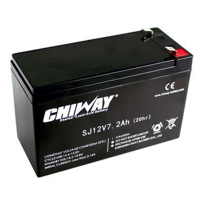 Bateria Selada TS Shara 12V 7AH VRLA 50012 - 969