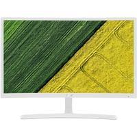 Monitor Acer LED 23.6´ Widescreen Curvo, Full HD, HDMI/VGA, FreeSync, Branco - ED242QR WI