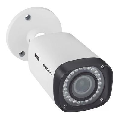 Câmera Bullet Intelbras Infravermelho Multi-HD IR 40M Lente Varifocal 2.7mm a 13.5mm VHD 3140 VF G4 4565262